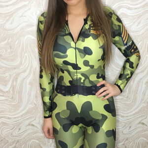 Army Catsuit – Pre-order