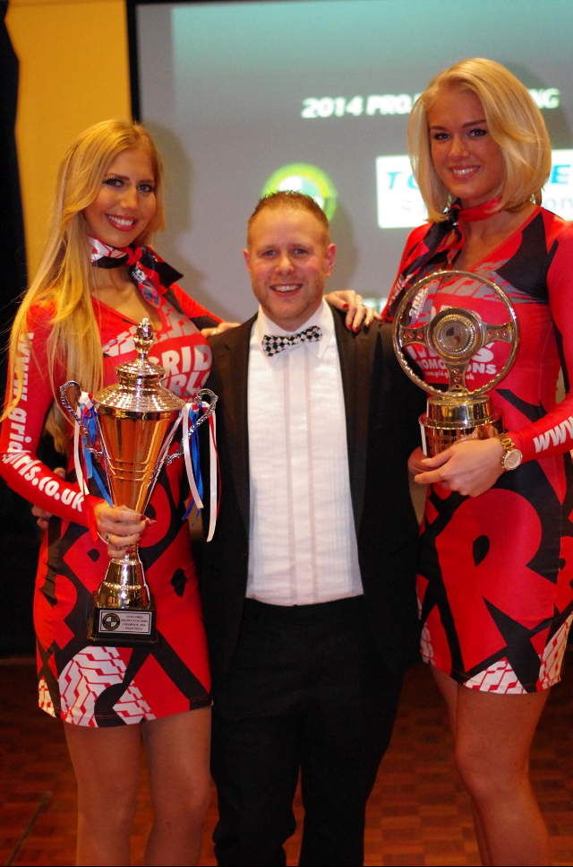 Project 8 Racing Saloons - Awards Dinner 1