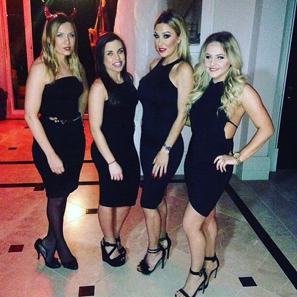 Hostesses – Halloween Private Party – Oxshott