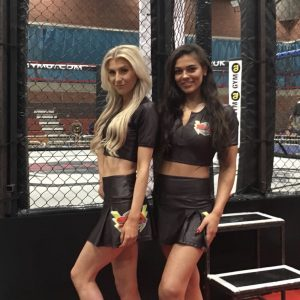 Ring Girls Shock N Awe 27 Portsmouth 28th April 2018 01