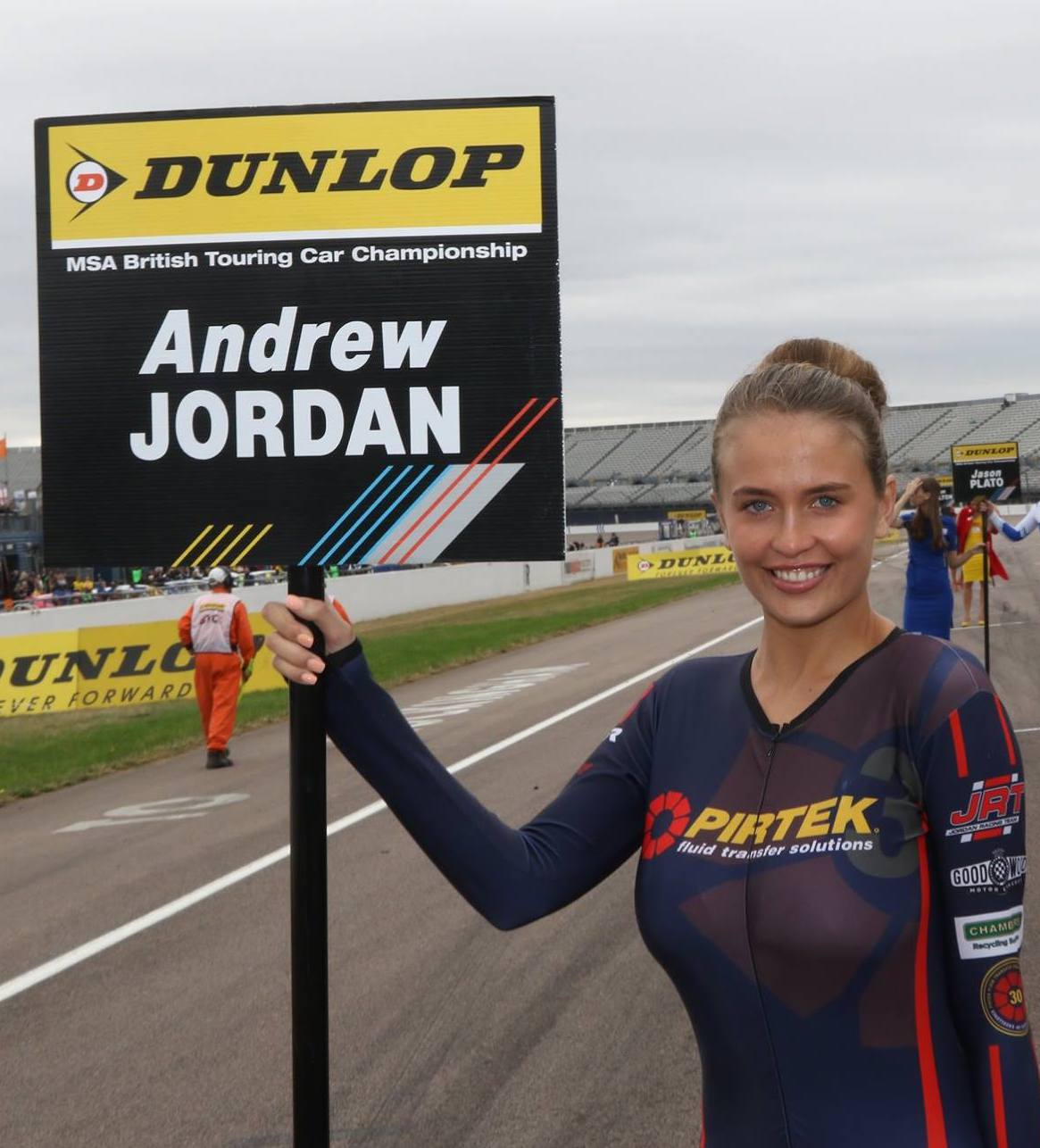 BMW Pirtek Racing BTCC at Rockingham BTCC – 12th August