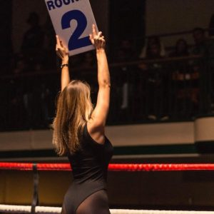 Ring Girls Boxstar Promotions York Hall 2nd Nov 2018 01