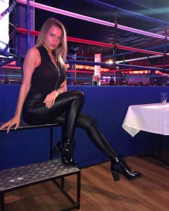 Ring Girls Private Boxing Event Butlins Bognor Regis 29th November 2018 01