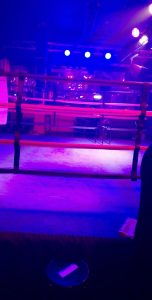 Ring Girl Infernos Clapham 22nd March 2019 01