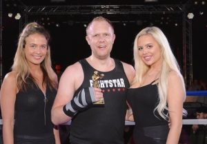 Ring Girls Fightstar London The Dome 8th March 2019 01