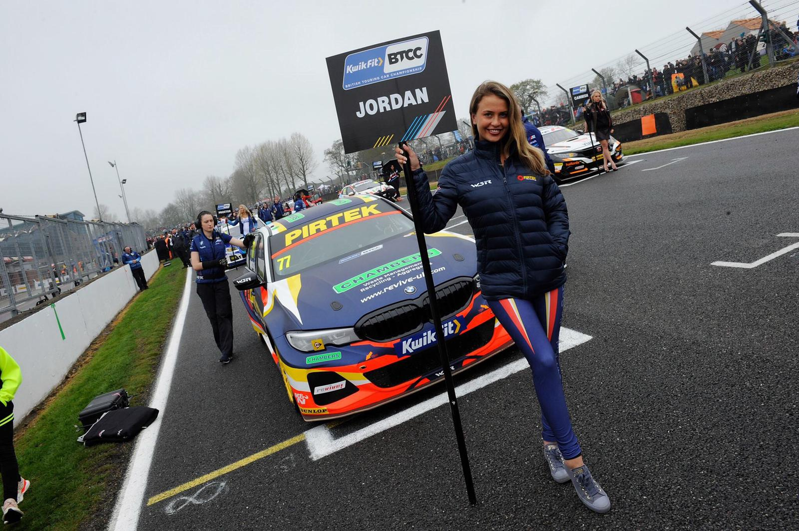 BMW Pirtek Racing BTCC at Brands Hatch BTCC – 7th April 19