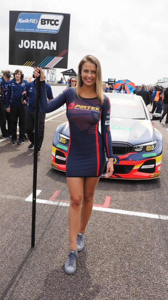 Bmw Pirtek Racing Btcc At Thruxton Btcc – 19th May 19