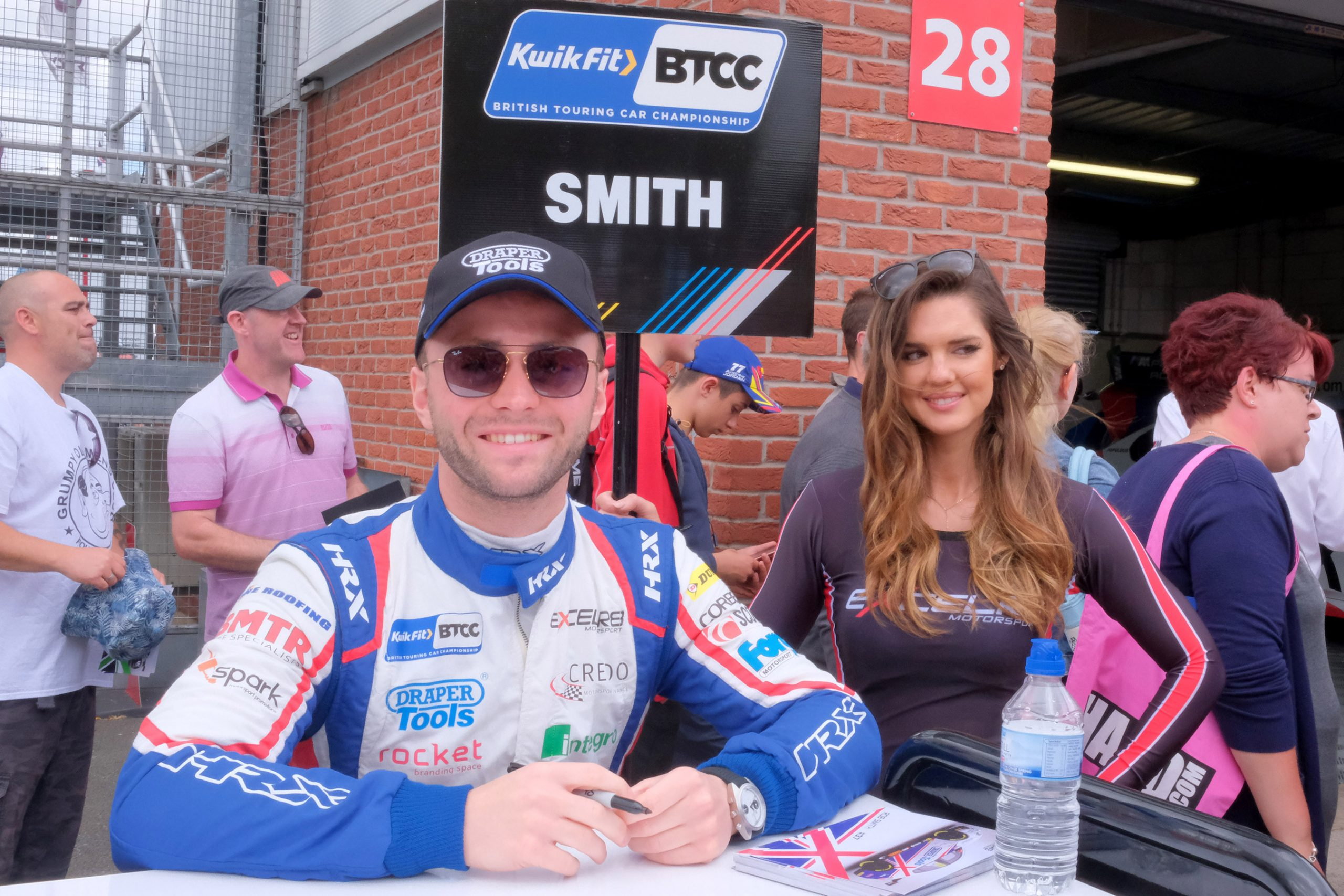 Excelr8 Motorsport BTCC at Oulton Park BTCC – 30th June 19