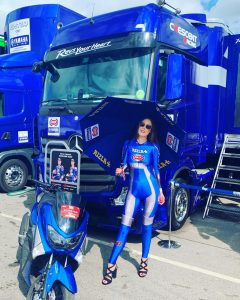 Grid Girls Rizla Racing – Worldsbk – Donington Park – 6/7th July 2019