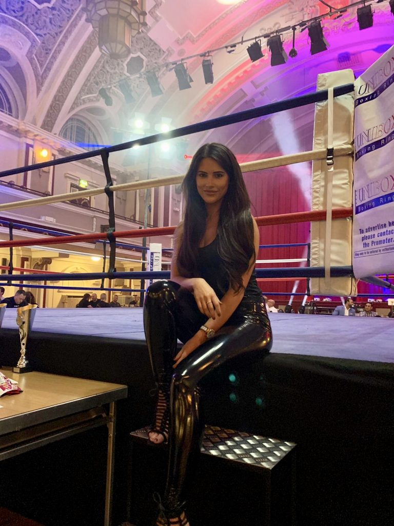 Ring Girls Muay Thai Promotions Stoke 20th April 2019 1