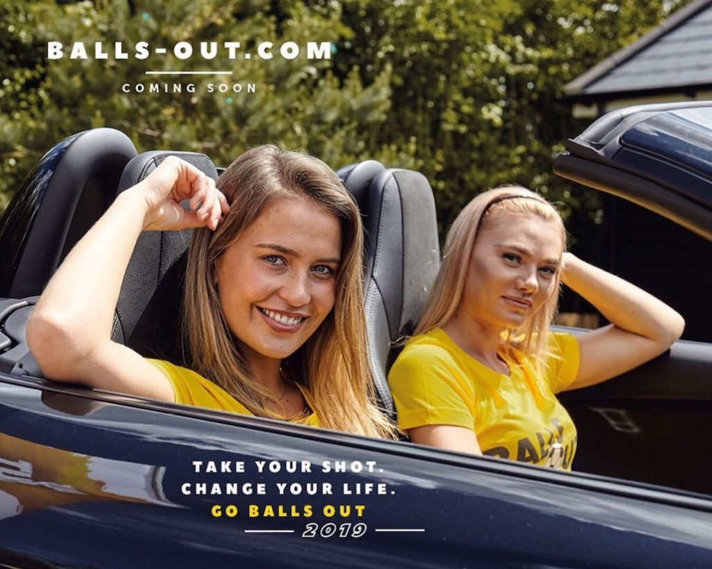 Video Models – Balls-out – Ashford Kent – 11th June 2019