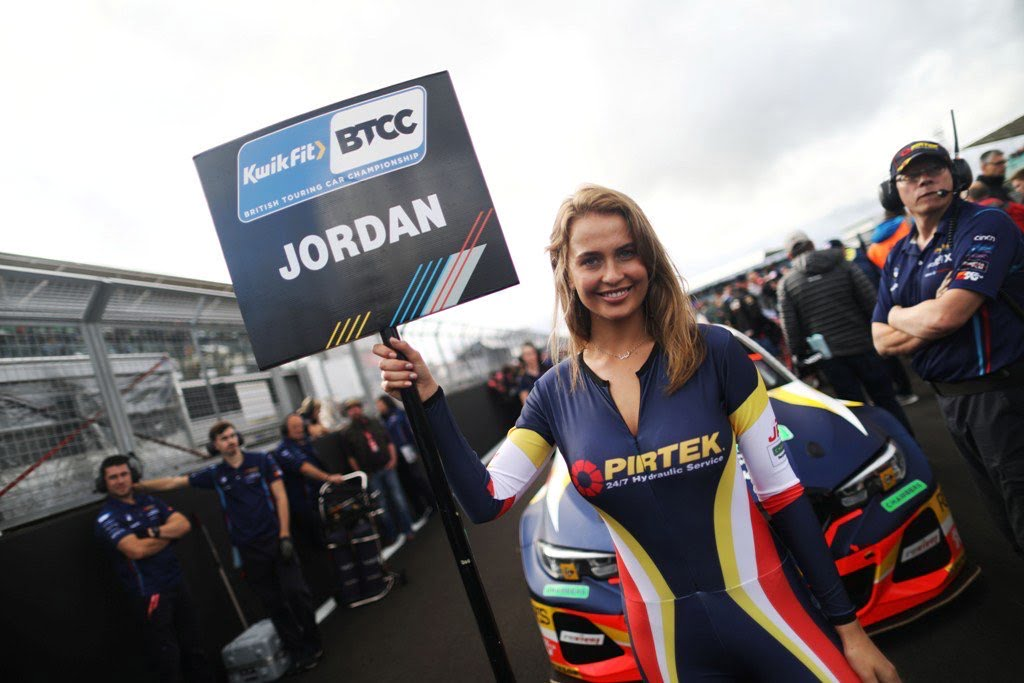 BMW Pirtek Racing BTCC at Silverstone BTCC on Sunday 29th September 2019