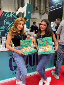Promo Model – Vaper Expo UK Birmingham NEC – 2527th Oct 2019 01