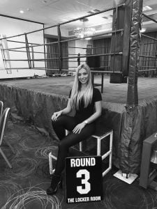Ring Girls IBA Boxing Southend on Sea Essex 11th October 2019 02