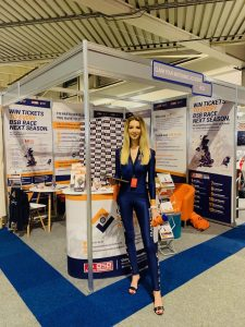 Promo Model – Motorcycle Live Birmingham – 1617th Nov 2019 01