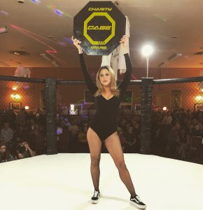 Ring Girls Charity Cage Wars Wrexham 2nd November 2019 01