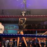 Ring Girls – IBA Boxing – Leigh-on-Sea, Essex – 29th November 2019
