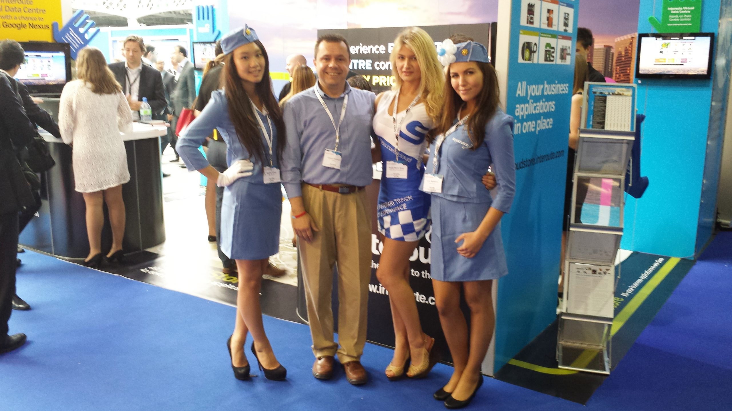 Brand Ambassadors, Hostesses And Event Model Hire
