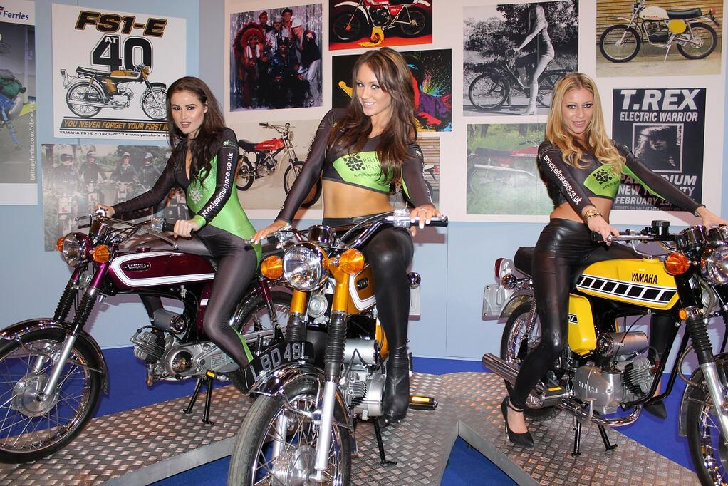 Motorcycle Live – Exhibition Model Hire