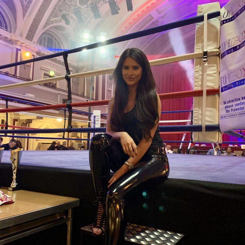 Ring Girls Muay Thai Promotions Stoke 20th April 2019 1 1